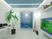 проект 23028, TABOORET Interiors Lab