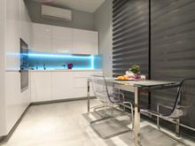 интерьер кухни, INTERЁR DESIGN & ARCHITECTURE STUDIO DESIGN