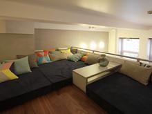 Квартира «Парк Мира», комната отдыха . Фото № 24006, автор Soul Concrete