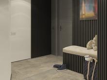 Квартира «Яркий минимализм», прихожая . Фото № 24132, автор Теплова Елена