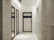 Квартира «Квартира Н», прихожая . Фото № 24760, автор Степанец Ирина