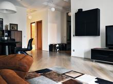 Квартира «Квартира в Москве 130 кв.м.», прихожая . Фото № 24860, автор ST-buro