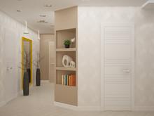Квартира «Квартира для большой семьи», прихожая . Фото № 24925, автор Смышляева Ирина