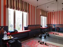 Квартира «Квартира с террасой в историческом центре города.», домашний спортзал . Фото № 25159, автор Лукач Александрина