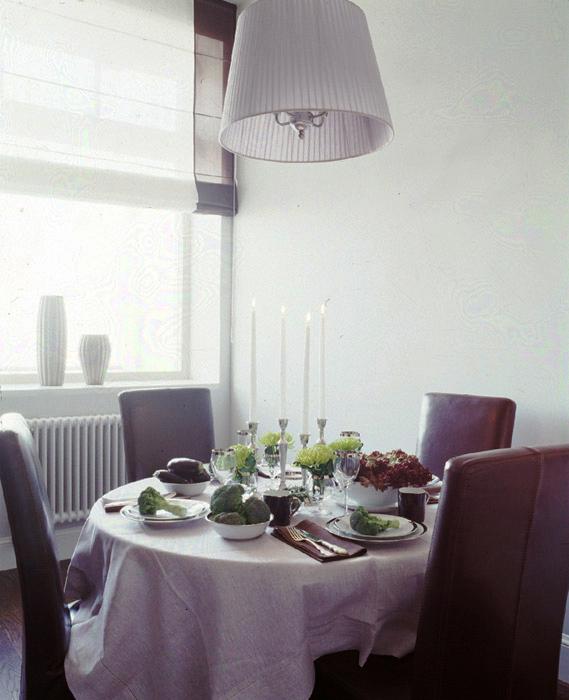Фото столовая Квартира