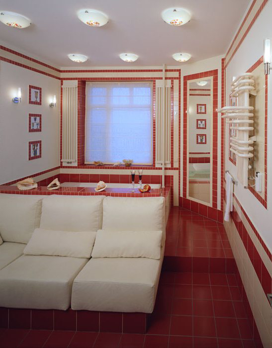 Квартира «», ванная, фото из проекта
