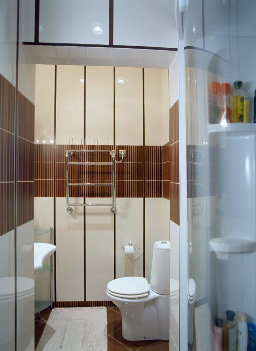 Квартира «», санузел, фото из проекта