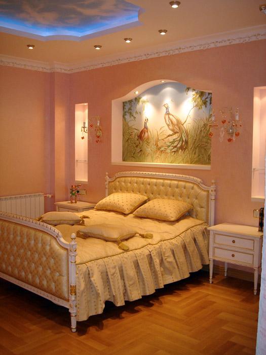 Квартира «», спальня, фото из проекта