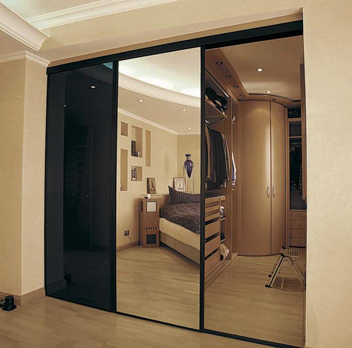 Квартира «», гардеробная, фото из проекта