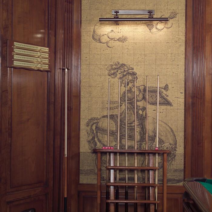 Квартира «», бильярдная, фото из проекта
