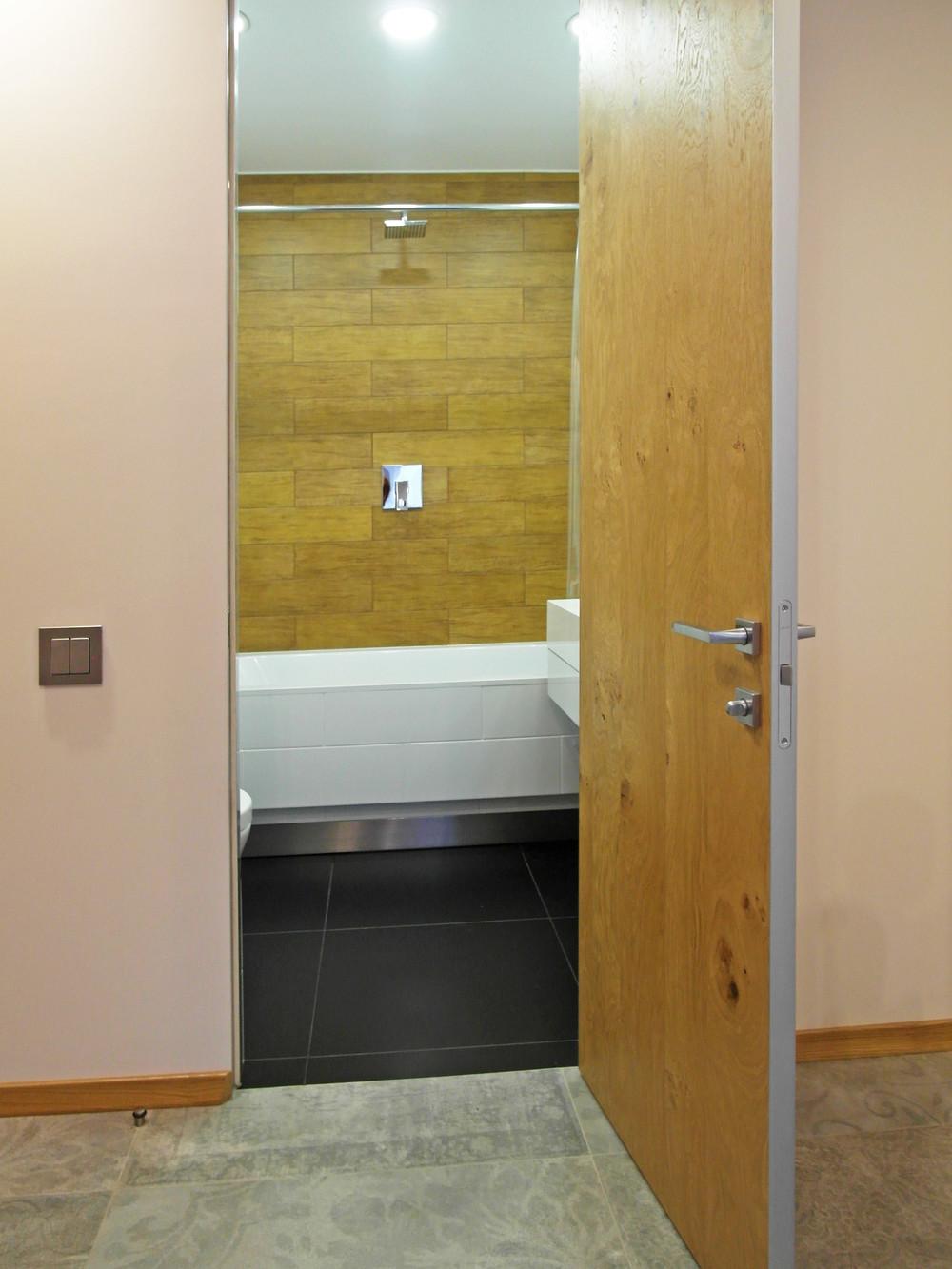 Квартира «ЖК Богородское», ванная, фото из проекта