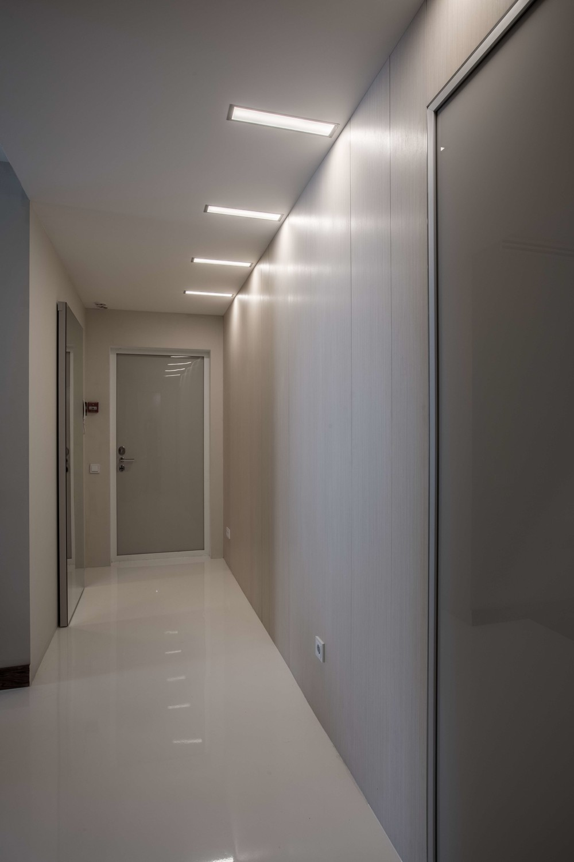 Квартира «Желтый дом», прихожая, фото из проекта