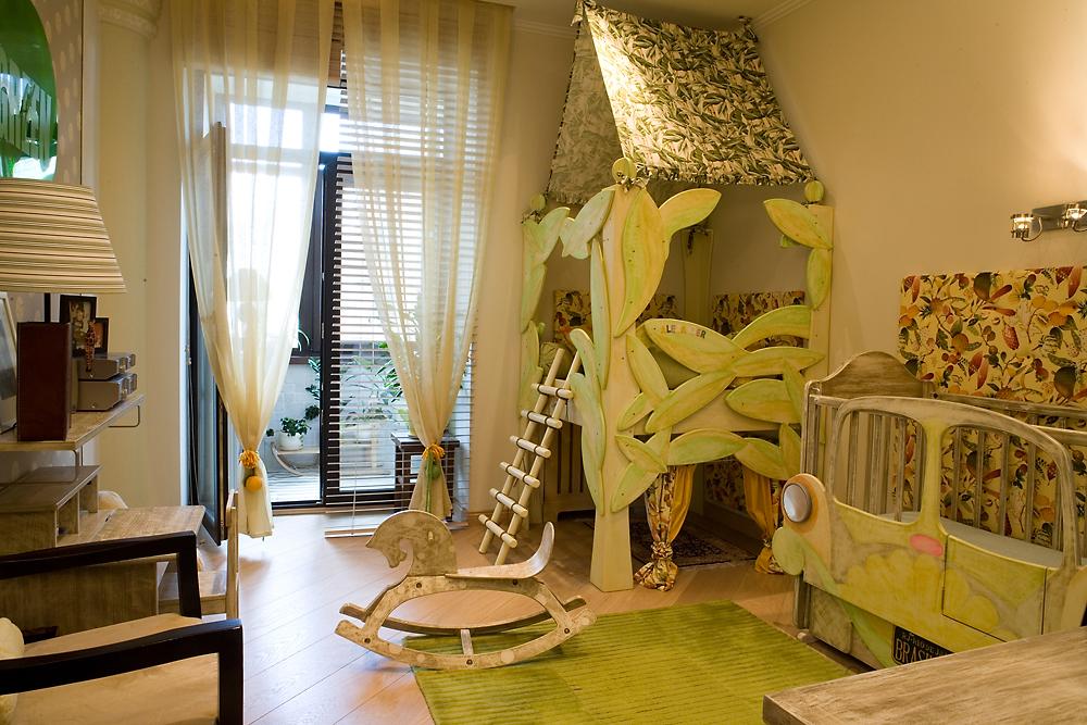 Дизайн комнаты необычный