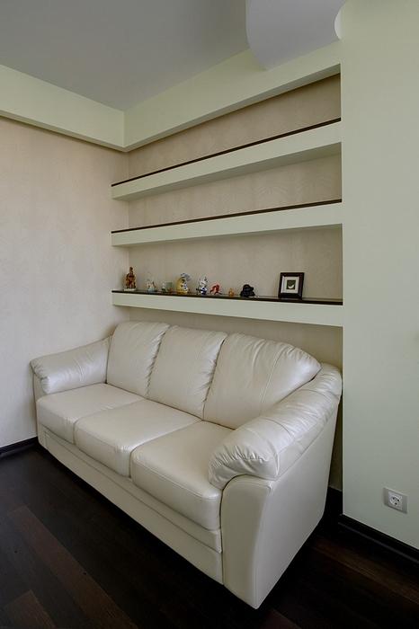 Квартира «», комната отдыха, фото из проекта