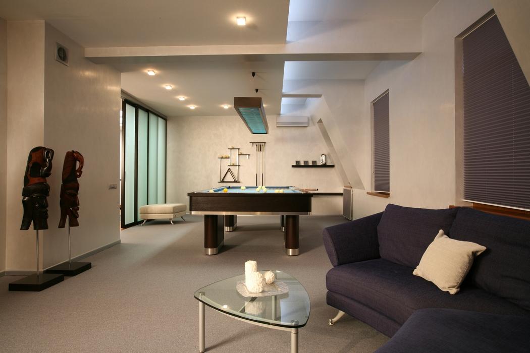 Фото бильярдная Квартира