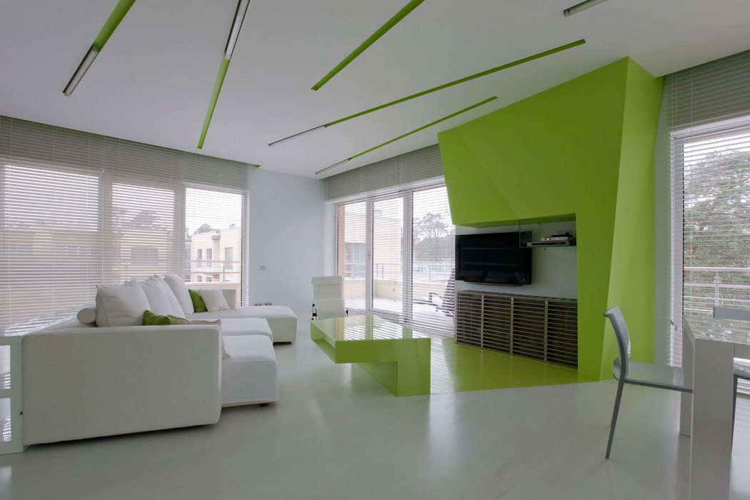 Квартира «», гостиная, фото из проекта
