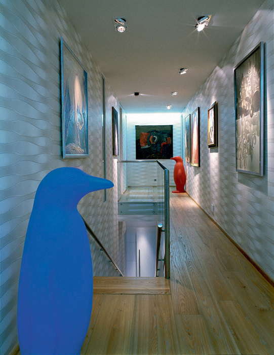 Квартира «», коридор, фото из проекта