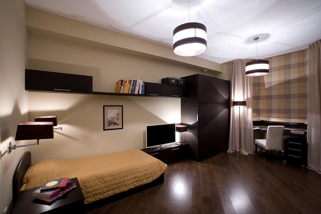 Дизайн комнаты 18 кв м для мальчиков