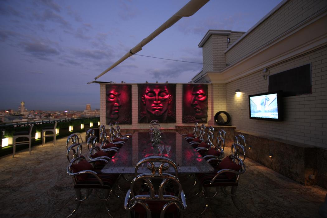 Квартира «», терраса , фото из проекта