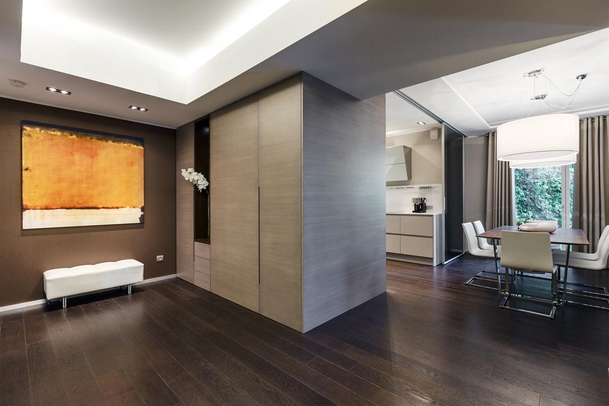 Квартира «», холл, фото из проекта