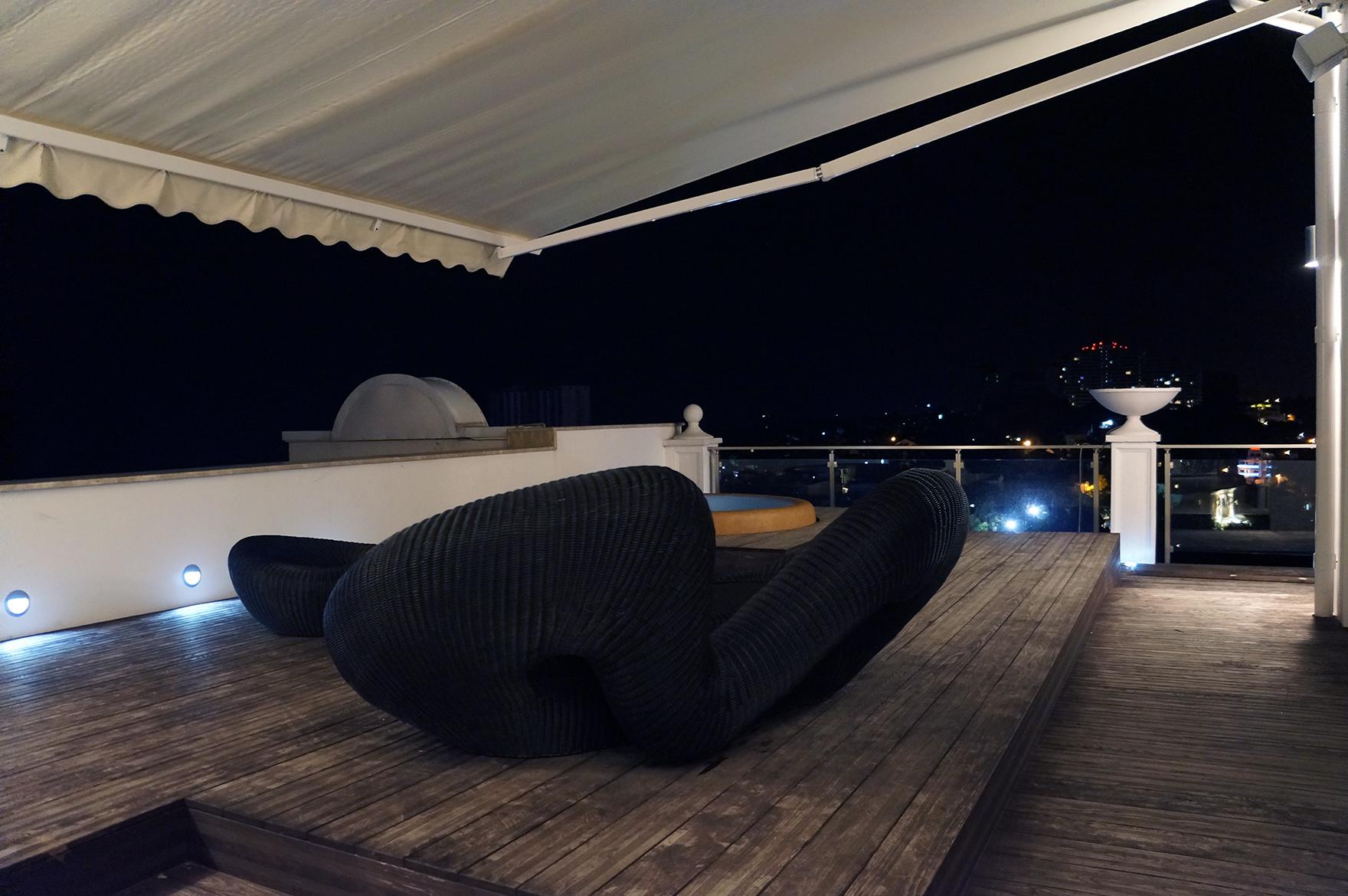 Фото терраса  Квартира