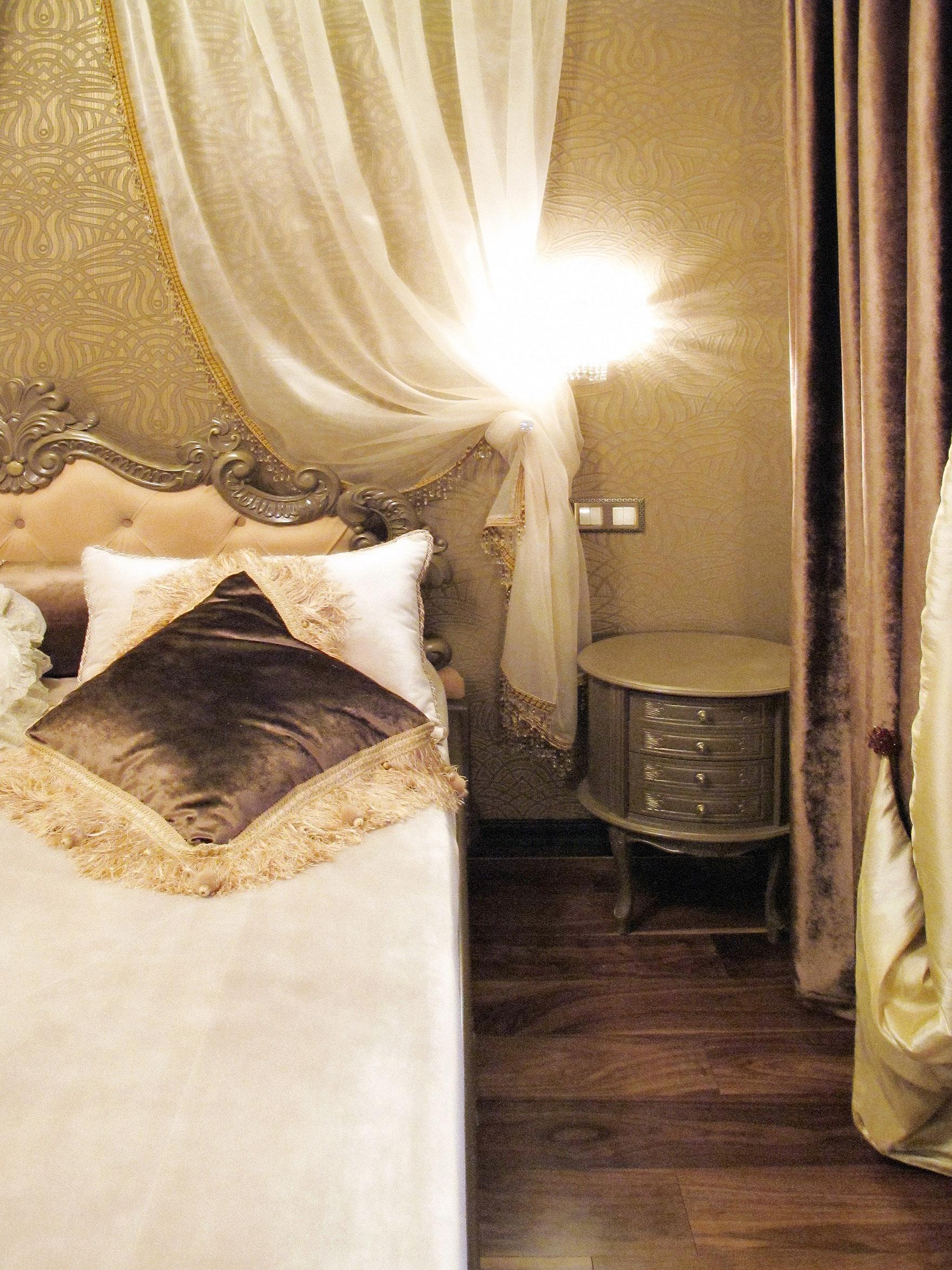 Фото спальня Квартира