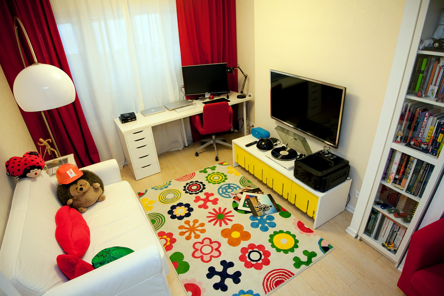 Квартира «», детская, фото из проекта