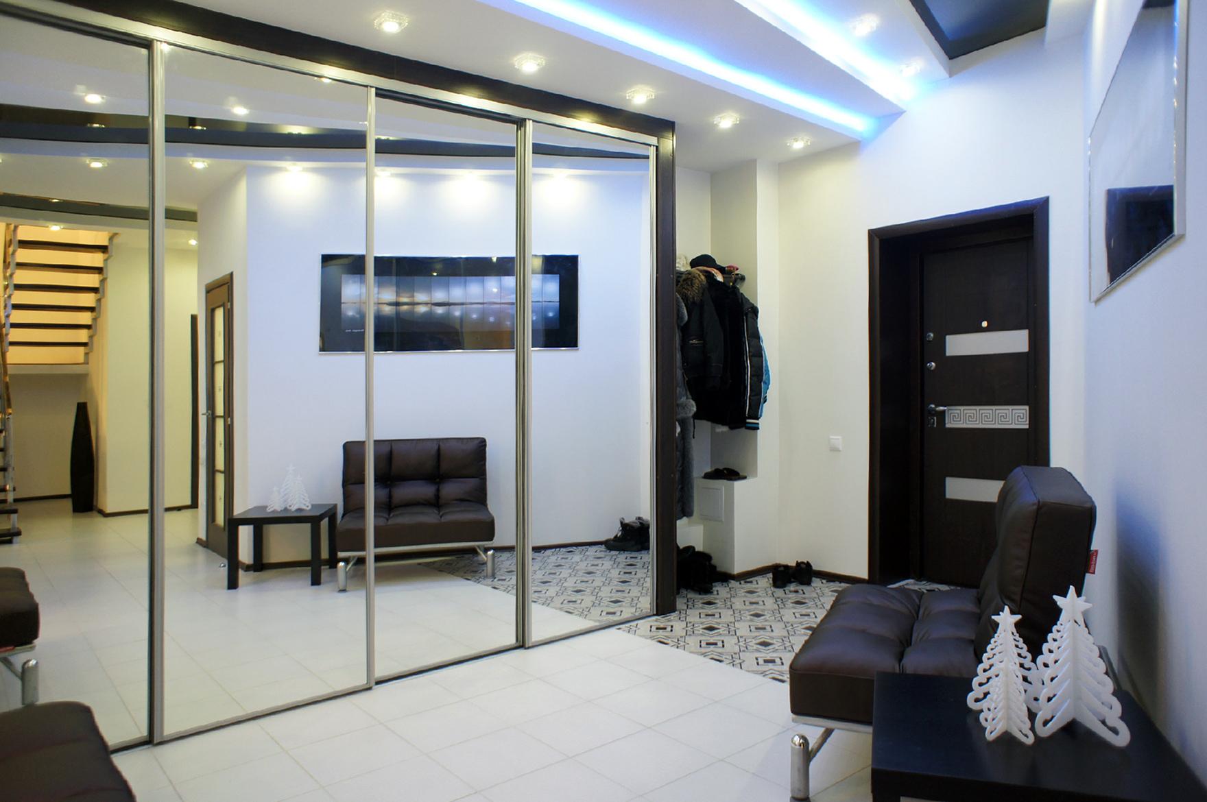 Дизайн квартиры в братске, 252 кв.м. фото ремонта.ру - фото .