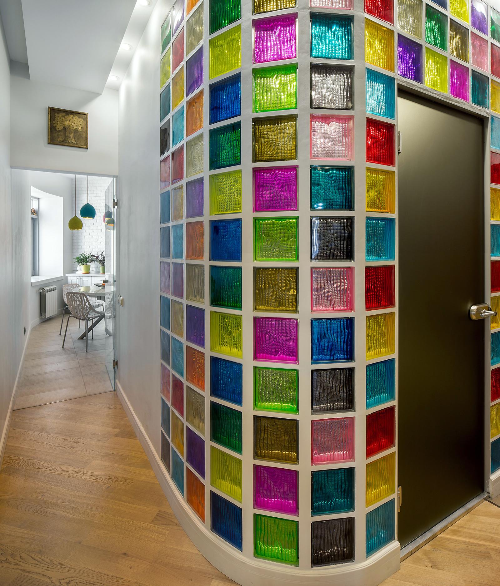 Квартира «Мечта в стиле Лофт», холл, фото из проекта