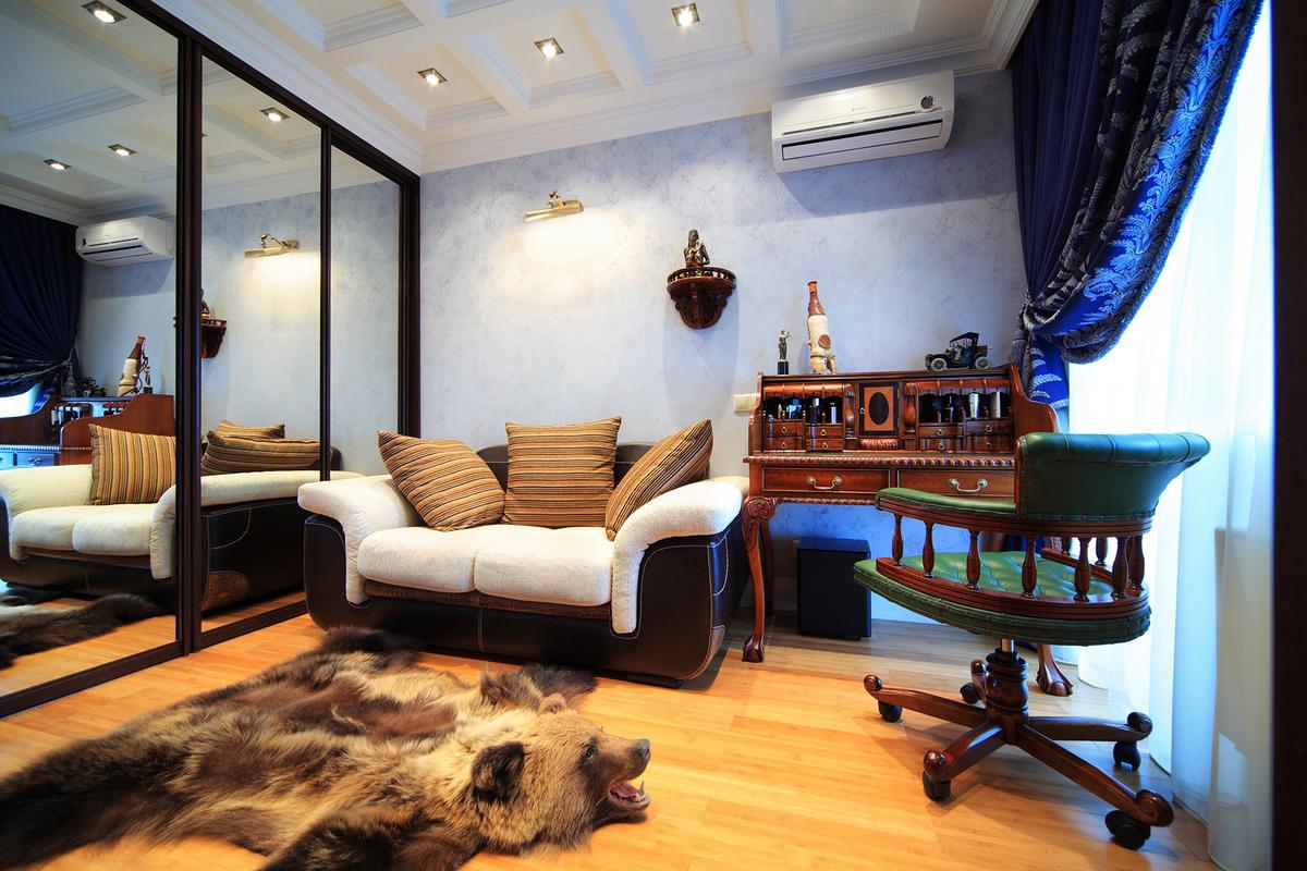 Фото кабинет Квартира
