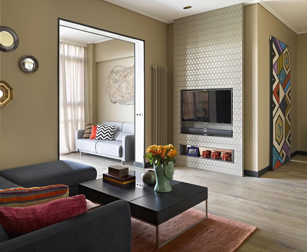 Дизайн интерьера двухкомнатных квартир