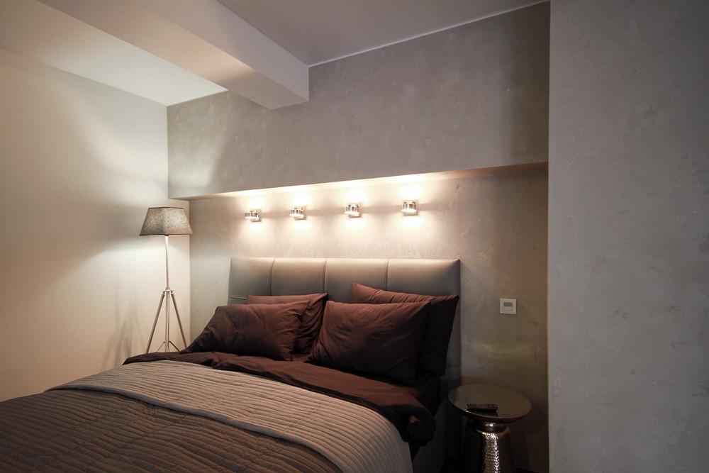 Квартира «Парк Мира», спальня, фото из проекта