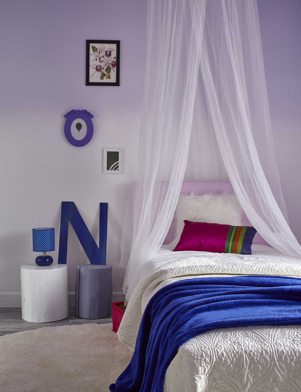 Квартира «Квартира с шевроном», спальня, фото из проекта