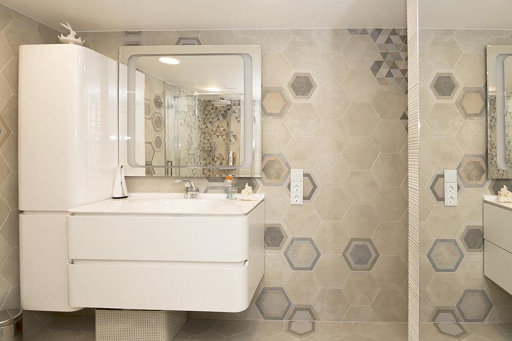 Квартира «Небесное вдохновение», ванная, фото из проекта