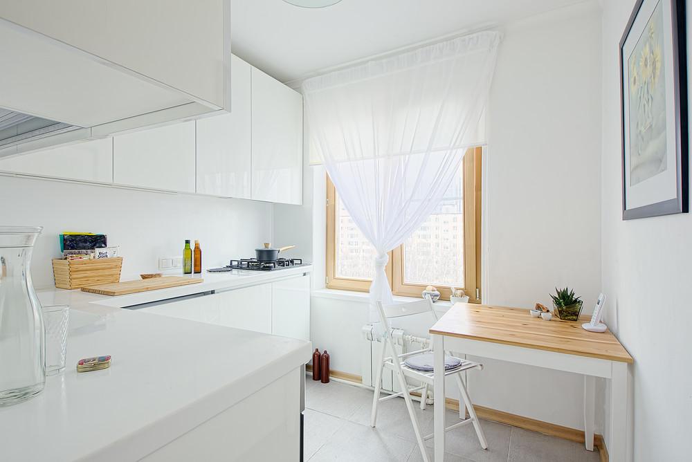 Квартира «Профсоюзная улица. Москва.», кухня, фото из проекта