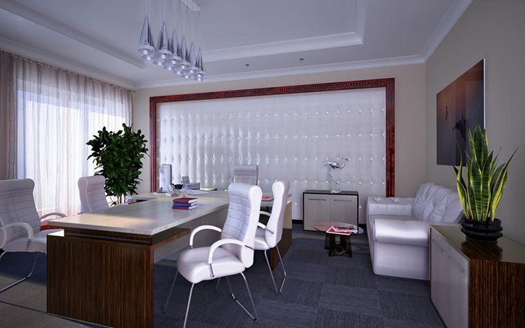 Дизайн офиса. офисы из проекта , фото №7282