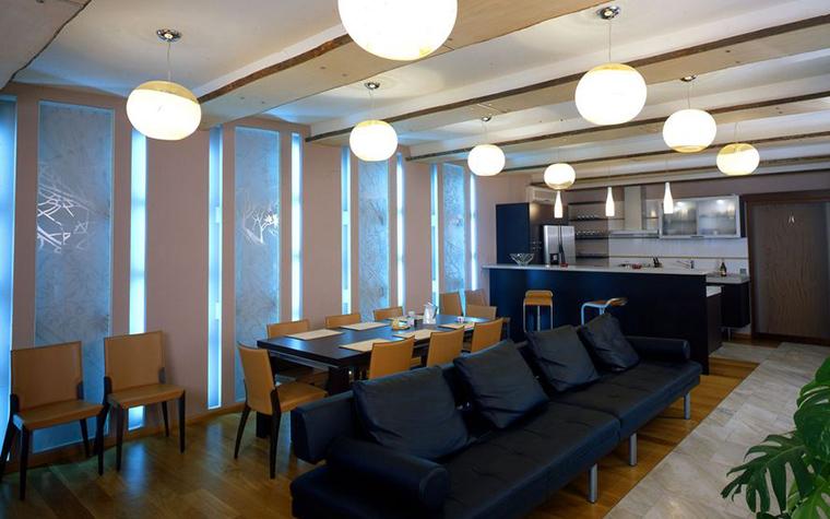 Дизайн офиса. офисы из проекта , фото №8857