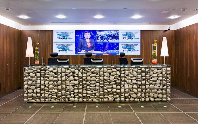 Дизайн офиса. офисы из проекта , фото №10564