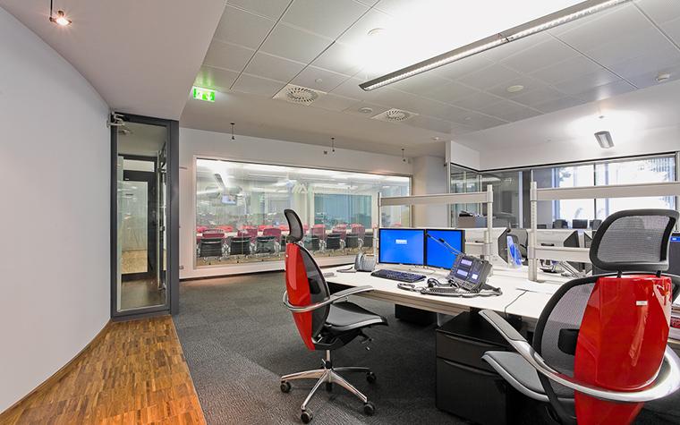 Дизайн офиса. офисы из проекта , фото №10574