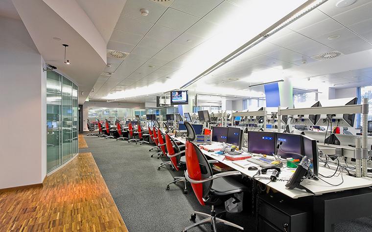 Дизайн офиса. офисы из проекта , фото №10575