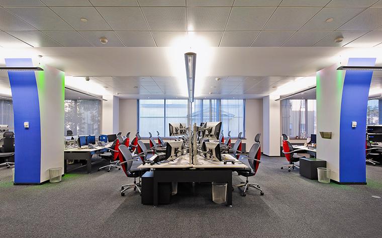 Дизайн офиса. офисы из проекта , фото №10576