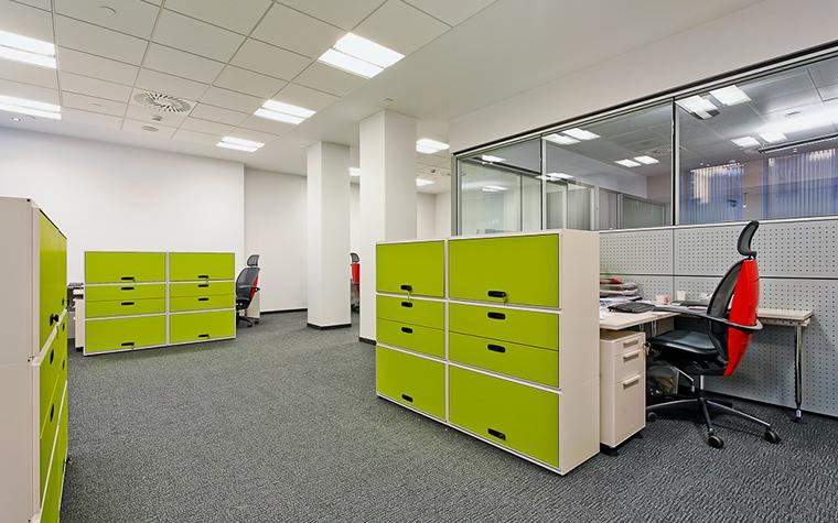 Дизайн офиса. офисы из проекта , фото №10577