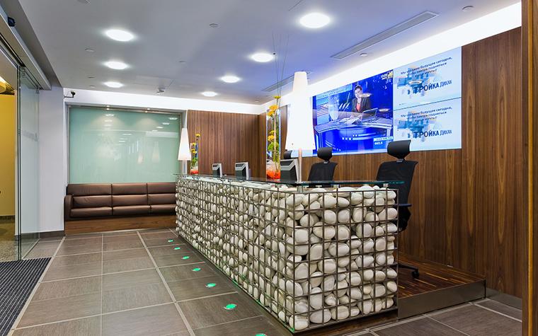 Дизайн офиса. офисы из проекта , фото №10565