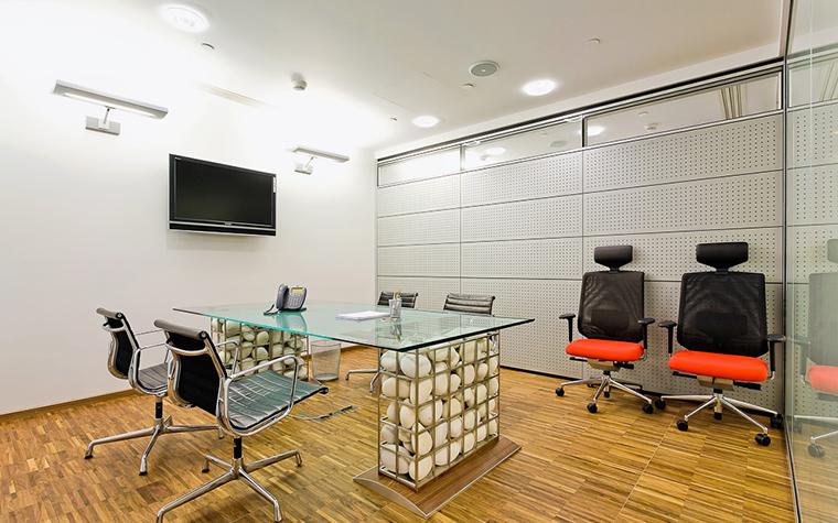 Дизайн офиса. офисы из проекта , фото №10566