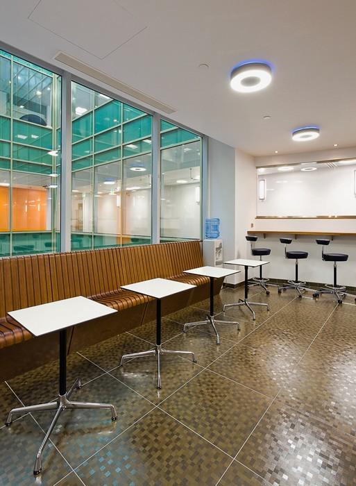 Дизайн офиса. офисы из проекта , фото №10570