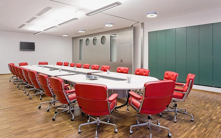 Дизайн офиса. офисы из проекта , фото №10571