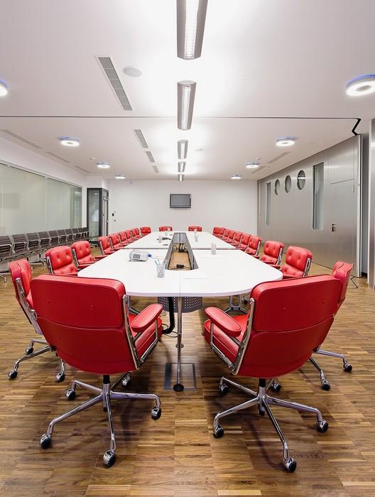Дизайн офиса. офисы из проекта , фото №10572