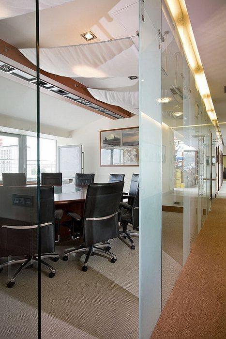 Дизайн офиса. офисы из проекта , фото №12096