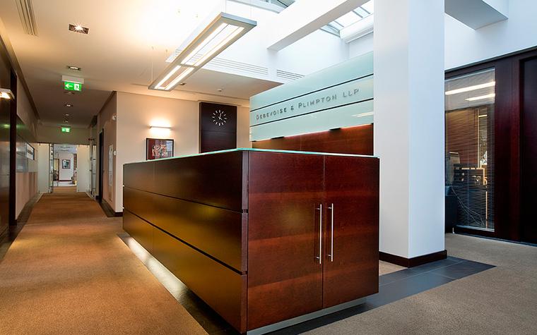Дизайн офиса. офисы из проекта , фото №12098