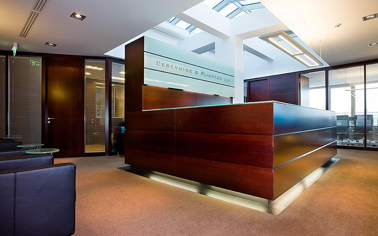 Дизайн офиса. офисы из проекта , фото №12099